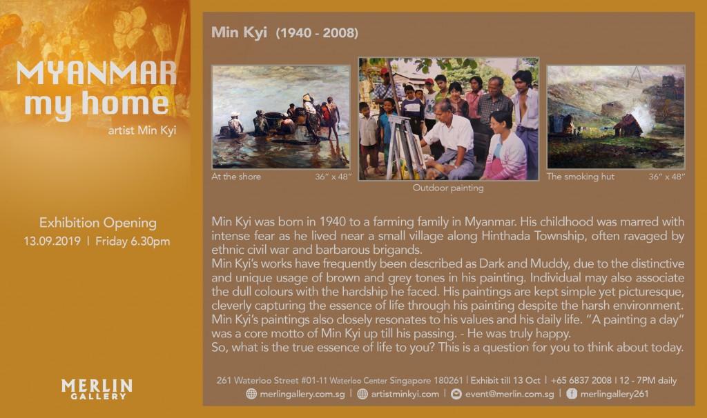 Min Kyi invites back